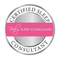 Certified Sleep Consultant - transparent background